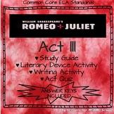 Romeo & Juliet: ACT III