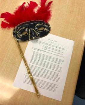 Romeo & Juliet Act 1 Written Assessment