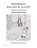 Romeo & Juliet Adapted Balcony Scene