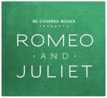 Romeo & Juliet Advice Columnist Writing Activity