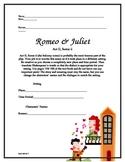 Romeo & Juliet Balcony Scene Rewrite