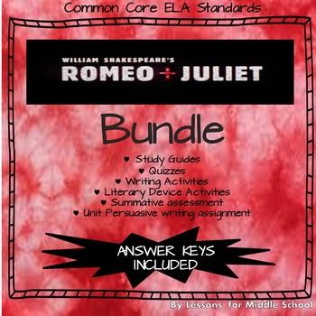 Romeo & Juliet: Bundle