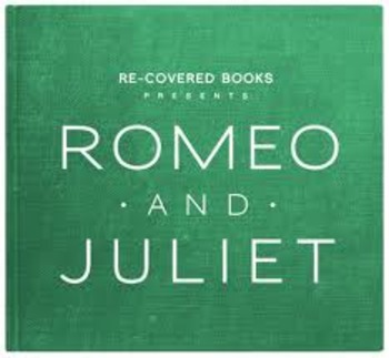 Romeo & Juliet Final Project