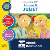 Romeo & Juliet - Literature Kit Gr. 7-8
