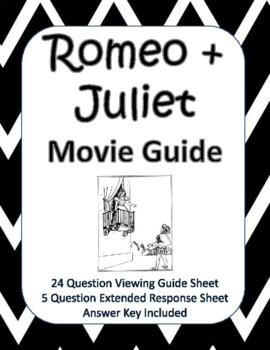 Romeo + Juliet Movie Guide (1996)