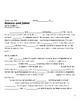 Romeo & Juliet Note-Summary Sheets