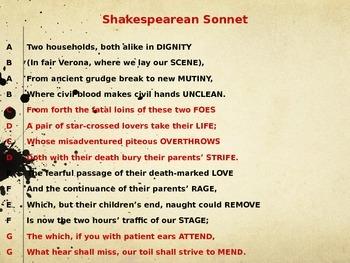 Romeo & Juliet Overview Presentation