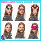Romeo & Juliet Masks (Photo Booth Props)