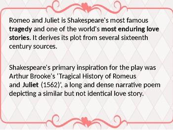 Romeo & Juliet Plot Summary