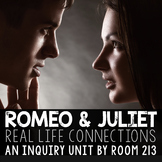Romeo and Juliet Lessons and Activities for Real Life Connections