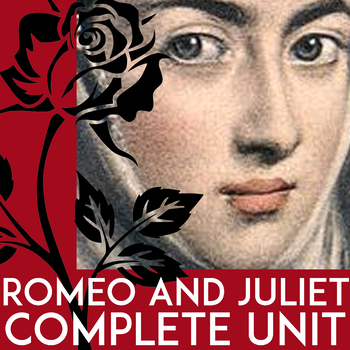 Romeo & Juliet Unit Plan | Romeo & Juliet Activities | Quizzes, Questions, Test