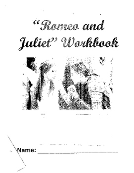 Romeo & Juliet Workbook
