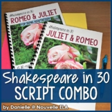 Romeo and Juliet 2-play combo - Shakespeare in 30