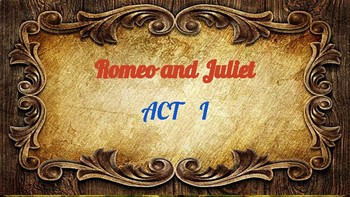 Romeo and Juliet: A Flip Book Review