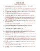 Romeo and Juliet Condensed Play Double-Sided Notebook Style and Study Guide