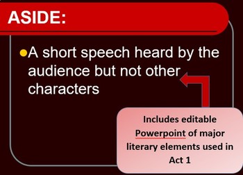 Romeo and Juliet Act 1 Guide