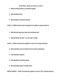 Romeo and Juliet Act 1 Scene 4 Guided Notes