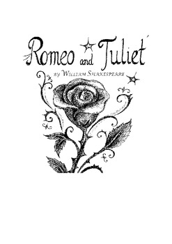 Romeo and Juliet - Act 1 Summary with Two Active Learning Tasks