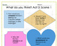 Romeo and Juliet- Act 3: Scene 1 Critical Thinking Questions