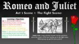 Romeo and Juliet: Act 3 Scene 1 - The Fight Scene!