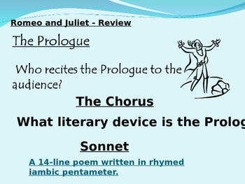 Romeo and Juliet - Act I