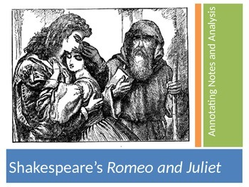 Romeo and Juliet- Act I Annotations and Summary Lecture- I