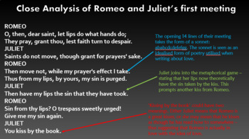 Romeo and Juliet: Act I Scene V - The Masquerade Ball!