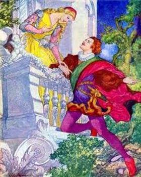 Romeo and Juliet Act III Crossword Puzzle
