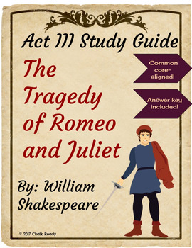Romeo and Juliet Act 3 Study Guide