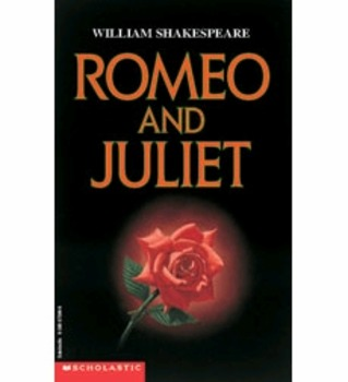 Romeo and Juliet: Act One Unit Plan: Original Shakespeare Text