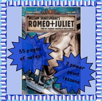 Romeo and Juliet Activities