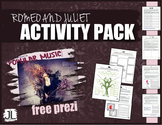 Romeo and Juliet Activity Pack