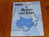 Romeo and Juliet: Alternative Assessment--Lots of Assessment Ideas!
