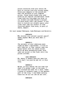 Romeo and Juliet (An Original Adaptation)