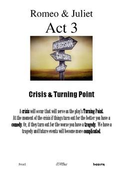 Annotated Romeo & Juliet Act THREE