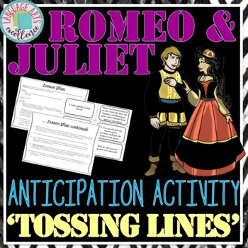 Romeo and Juliet Anticipation Activity