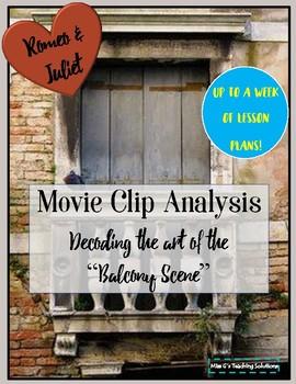 Romeo and Juliet: Balcony Scene Movie Analysis Project