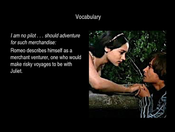 Romeo and Juliet Balcony Scene PowerPoint