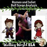 Romeo and Juliet Ball Scene Analysis
