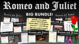 Romeo and Juliet Big Bundle! (All lessons, worksheets, pla