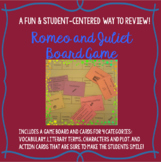 Romeo and Juliet Board Game