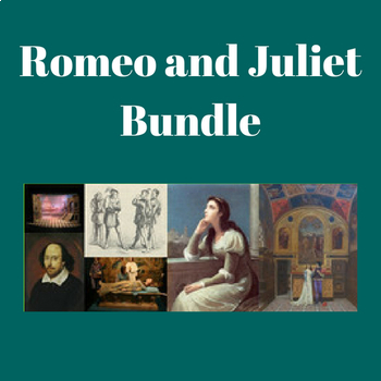 Romeo and Juliet Bundle