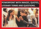 Romeo and Juliet Bundle (Powerpoint + Essay + Handout)