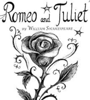 Romeo and Juliet- Character Map and Character Matching