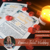 Romeo and Juliet - Classroom Wedding