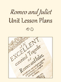 Romeo and Juliet Complete Unit