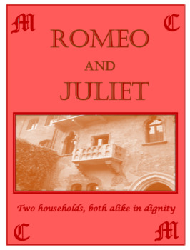 Romeo and Juliet Daily Activities