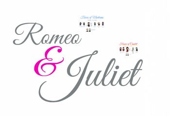 Romeo and Juliet Dramatis Personae & Name Meanings