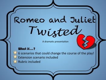 Romeo and Juliet Dramatization