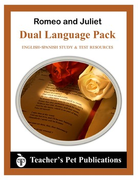 Romeo and Juliet English/Spanish Study Questions & Tests